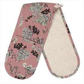 Estate Rose Double Oven Glove