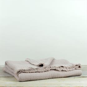 Simo Textured Large Throw/Wrap Heather 140x220