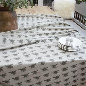 Abby Bee Tablecloth Olive Green