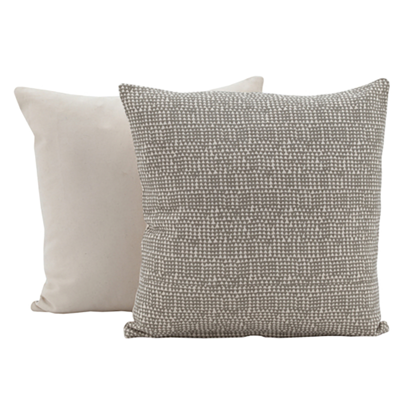 Cairo Cushion Simply Taupe
