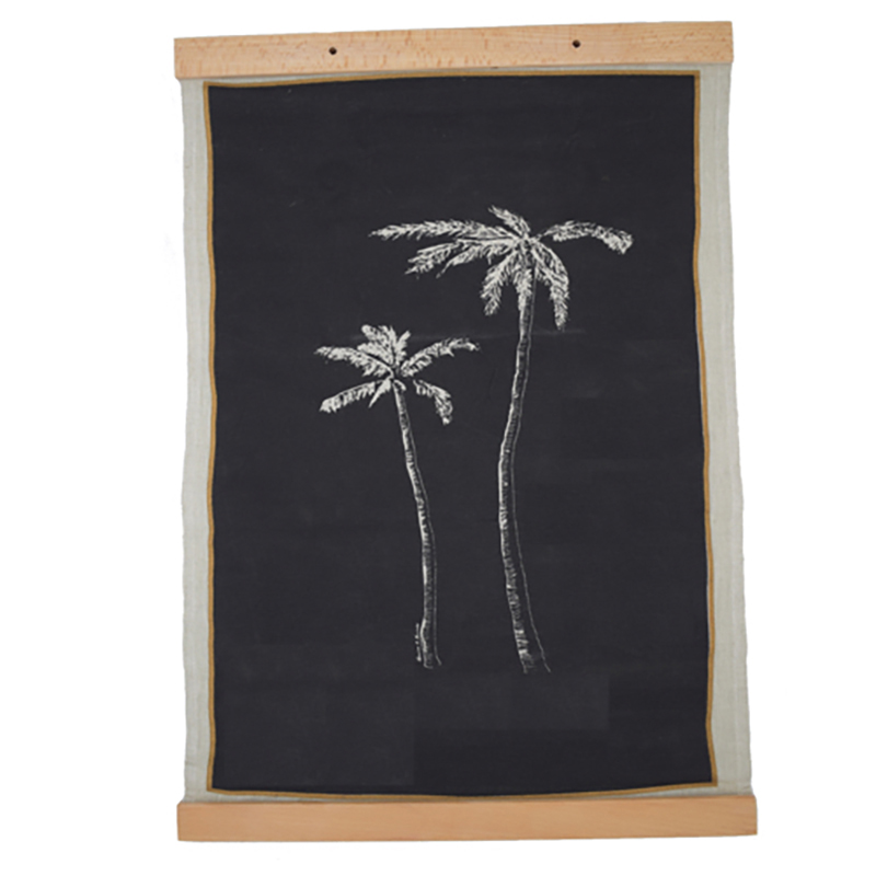 Double Palm Wall Hanging