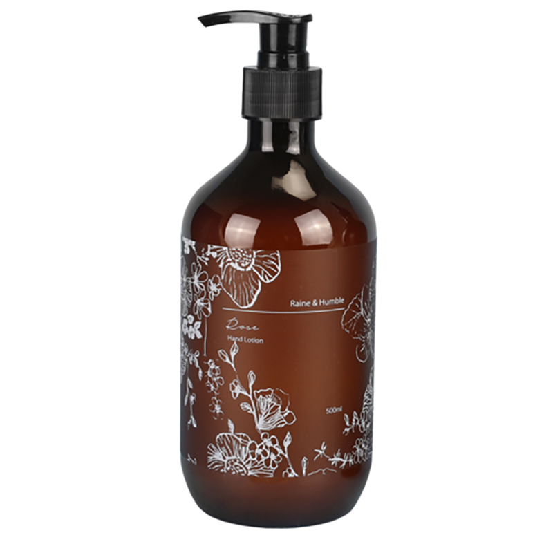 Rose Hand Lotion 500ml