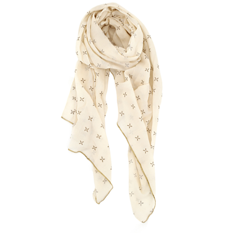 Margherita Scarf (boxed) Simply Taupe